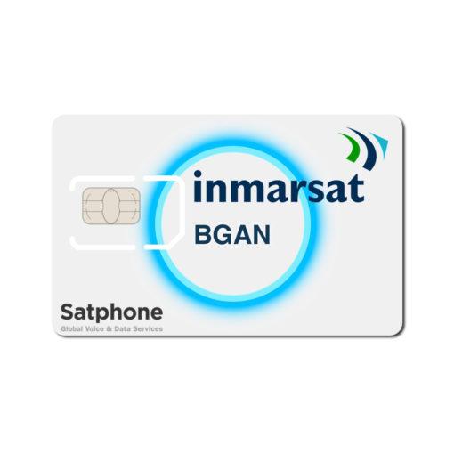 Inmarsat BGAN SIM Card