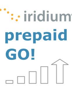 Iridium GO Prepaid Airtime