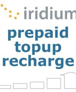 Iridium Topup Recharge