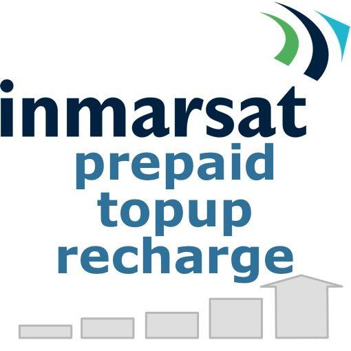 Inmarsat Prepaid Topup Recharge