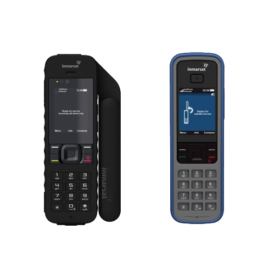 Inmarsat IsatPhone Pro and 2