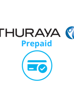 Thuraya Prepaid Airtime Plans