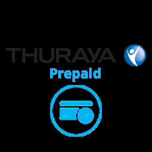 Thuraya Prepaid Airtime Plans