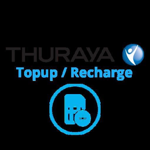 Thuraya Topup Recharge