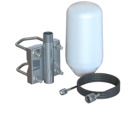 Iridium Antenna Kit with 12m Cable