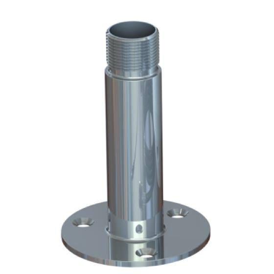 Iridium Passive Antenna Deckmount