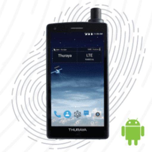 Thuraya X5-Touch Satellite Smartphone