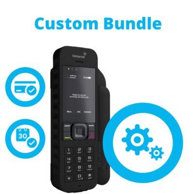 Inmarsat IsatPhone 2 Satellite Phone Custom Bundle