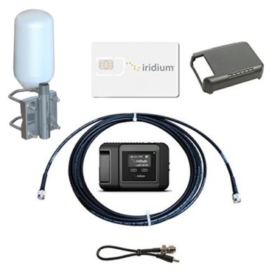 Iridium GO Satellite WiFi Maritime Bundle