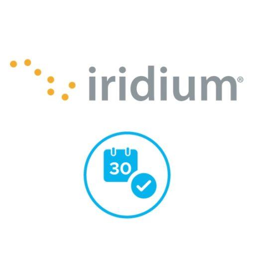 Iridium Monthly Plan